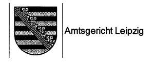 Amtsgericht Leipzig